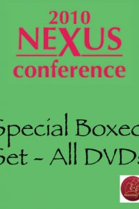 NEXUS Conference 2010 DVDs