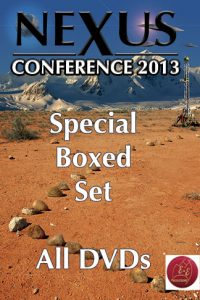 NEXUS Conference 2013 DVDs