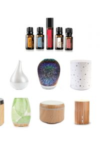 Aromatherapy, oils, diffusers