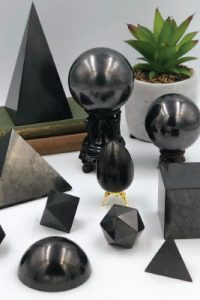 Shungite for EMF